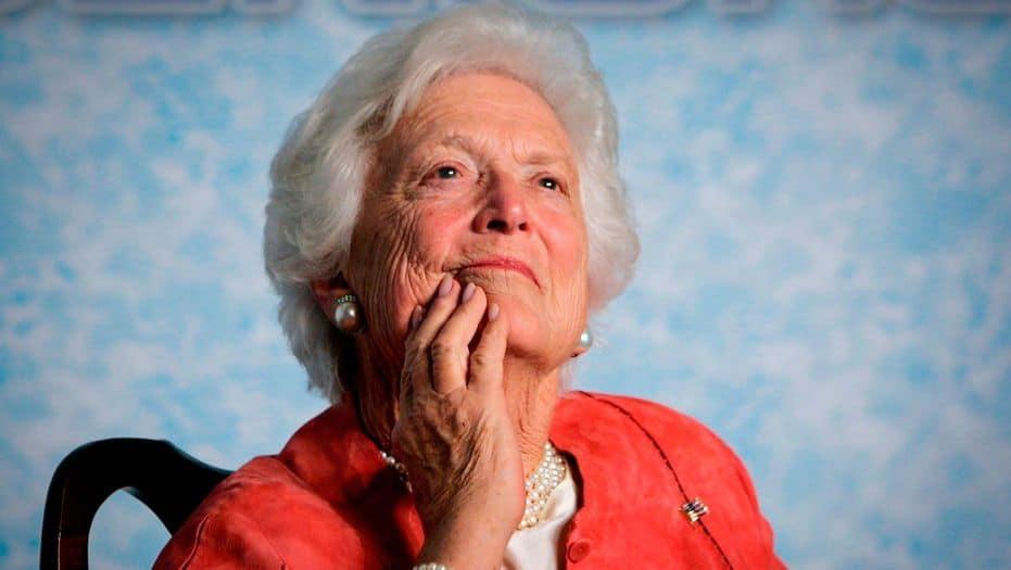 Bárbara Bush murió a los 92 años