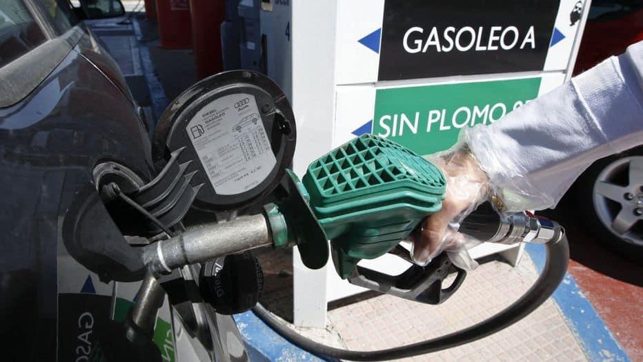 Venta de carburantes en Argelia