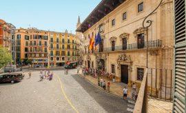 El alquiler de pisos en Palma para turistas tendrá veto municipal