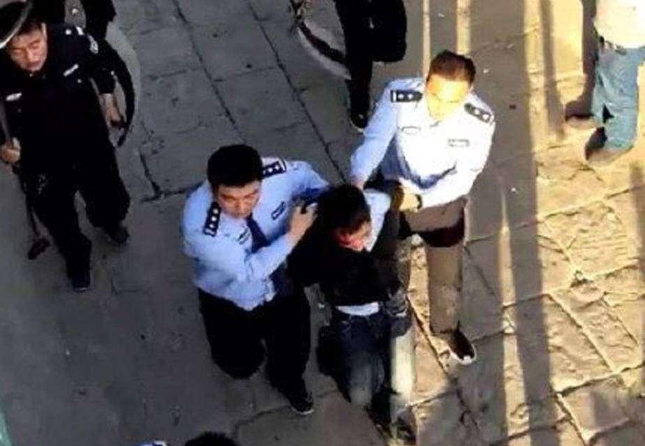 niños apuñalados en China