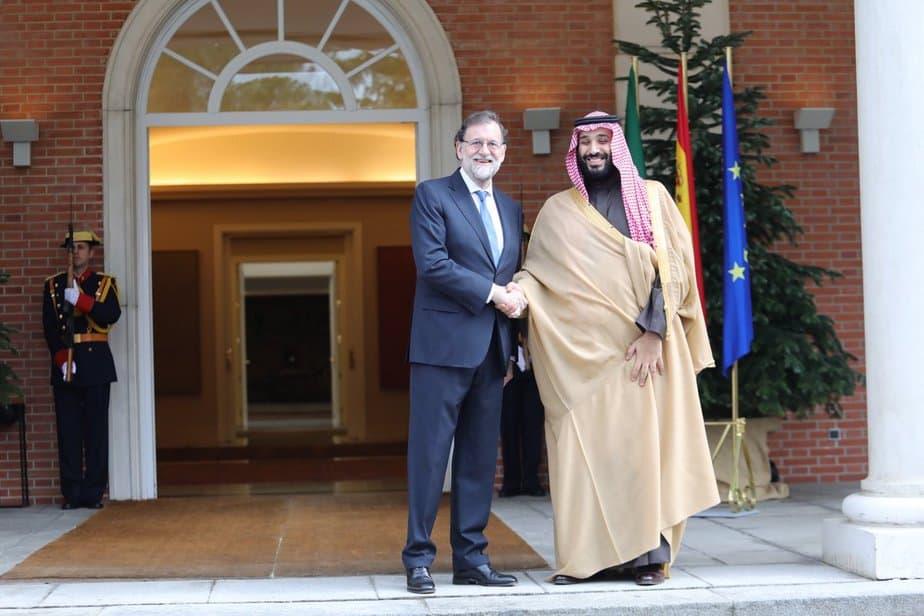 Convenios entre España y Arabia Saudita
