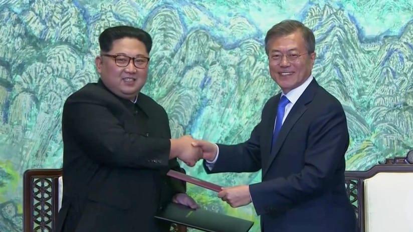 Cumbre Intercoreana: las Coreas acuerdan el fin de las hostilidades