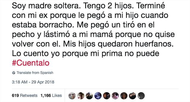 #Cuéntalo: Las mujeres españolas inundan Twitter con historias de violencia de género