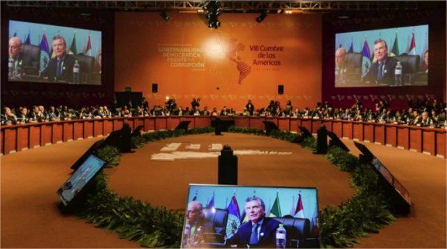 Cumbre de las Américas de Lima