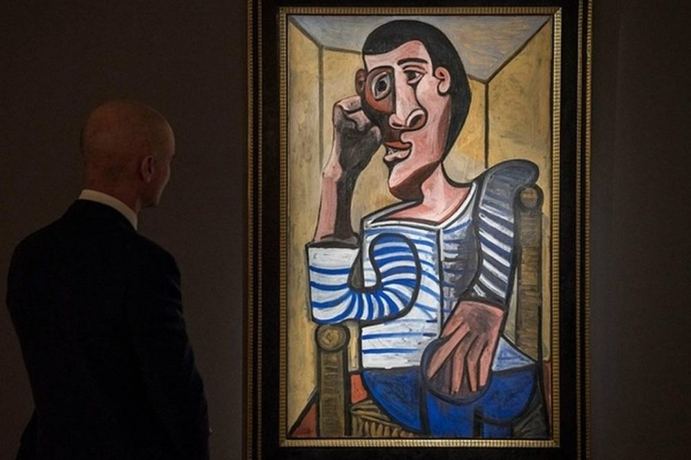 El marinero de Picasso