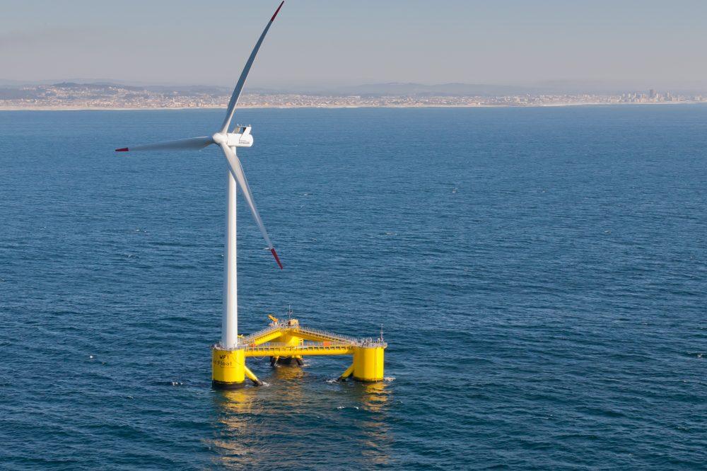 La energía eólica marina en EEUU llegará con Iberdrola
