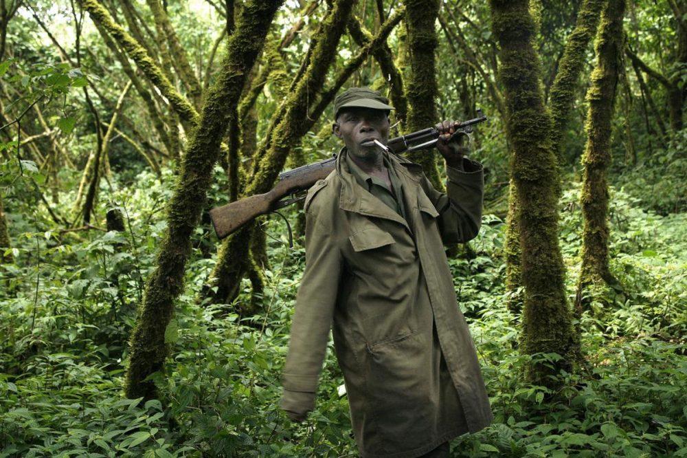 guardabosques de Virunga