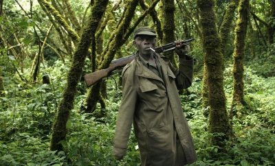 guardabosques de Virunga