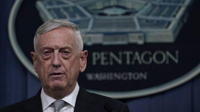 Ataque en Siria: James Mattis
