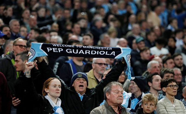 la premier de Pep Guardiola