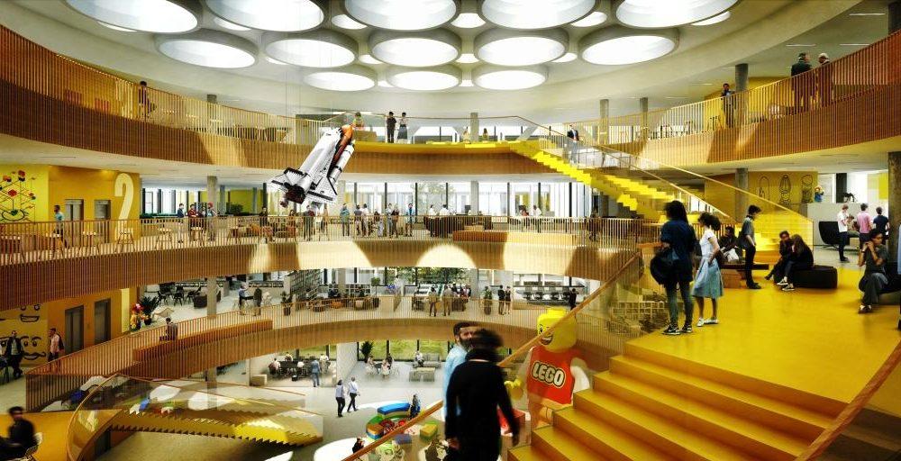 Lego invertirá en energías renovables