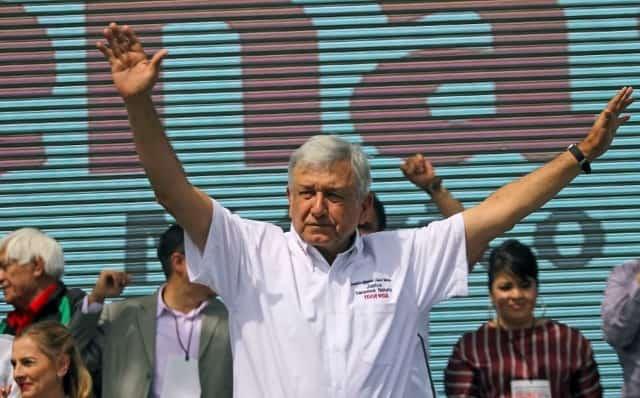 Partido de López Obrador acusado de omisiones de ingresos