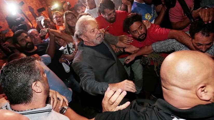 La entrega de Lula le abre una nueva etapa en la prisión
