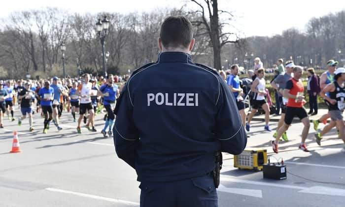 ataque en la media maratón de Berlín