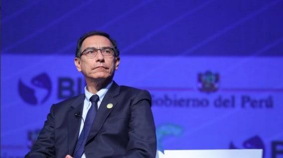 Cumbre de las Américas de Lima: Martín Vizcarra