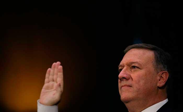 Mike Pompeo confirmado como nuevo Secretario de Estado de EEUU