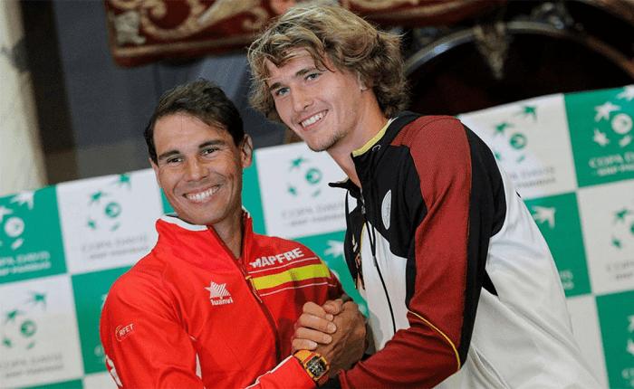 España alemania en Copa Davis
