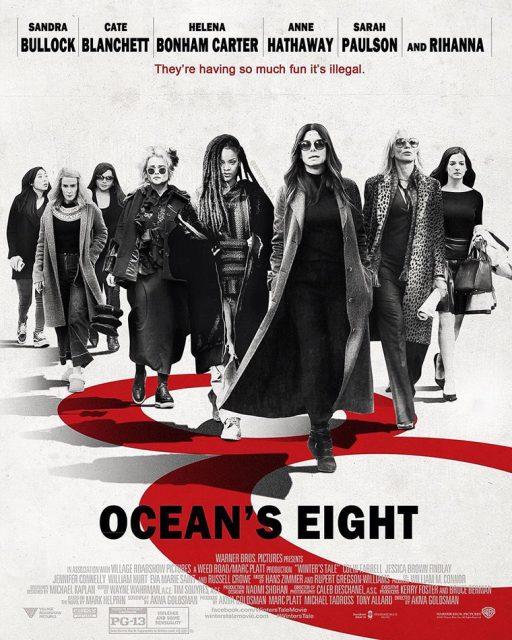Oceans 8 las estafadoras ya tiene avance definitivo