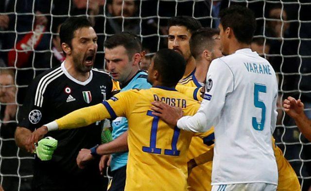 penalti que clasificó al madrid
