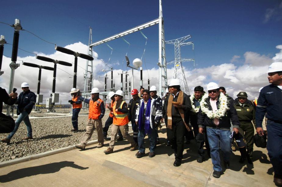 Planta fotovoltaica en Bolivia producirá más MW