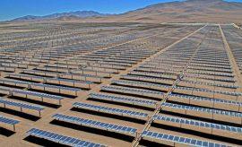 La energía eólica solar en Santa Cruz será más productiva
