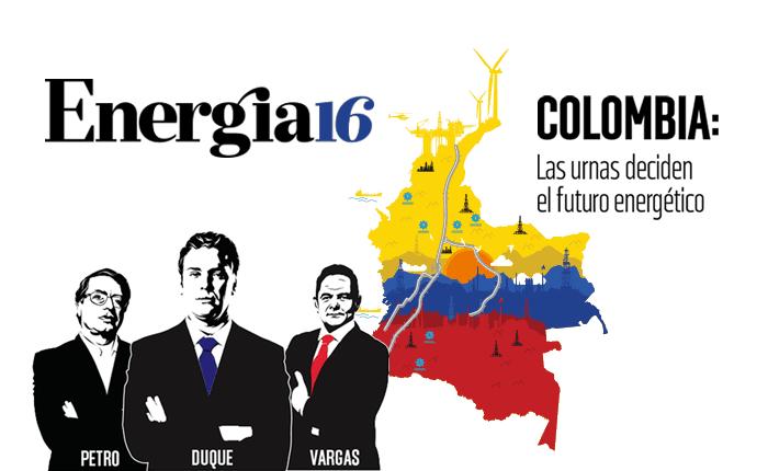 La revista Energía16 de abril-mayo pone la lupa en Colombia