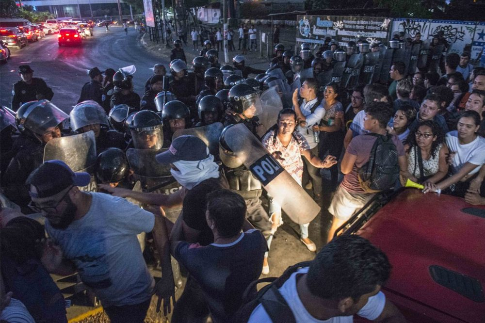 OEA celebrará este viernes sesión sobre Nicaragua