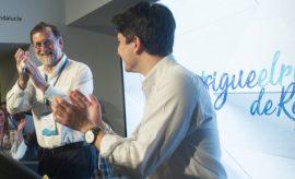 Rajoy se dirigió a las Nuevas Generaciones en la Convención Nacional del PP