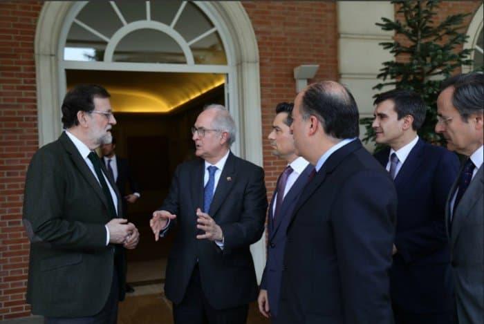 Borges, Ledezma y López Gil participarán en la Convención del PP