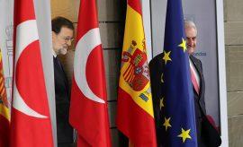 Rajoy le recordó a Turquía la clave para que entre en la UE