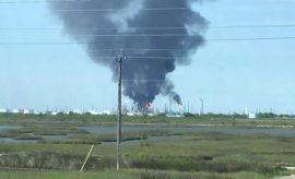 Refinería de Petróleo en Texas City