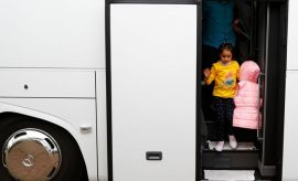 Los refugiados en la UE estuvieron encabezados por los sirios