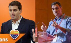 Los presupuestos ponen en batalla a Cs y PSOE