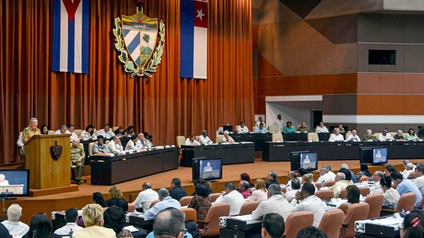 La Asamblea Nacional de Cuba elegirá al sustituto de Raúl Castro