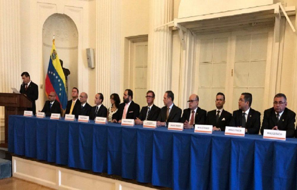 Juicio a Maduro por corrupción pide la corte en el exilio de Venezuela