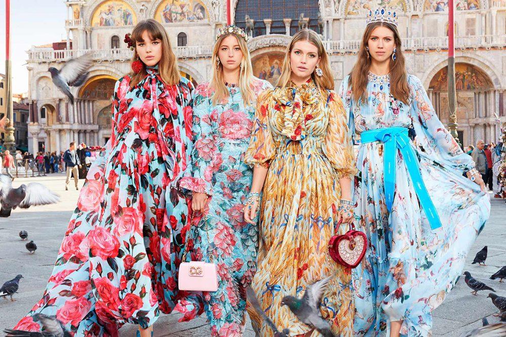 Vestidos con flores para lucir esta primavera 2018