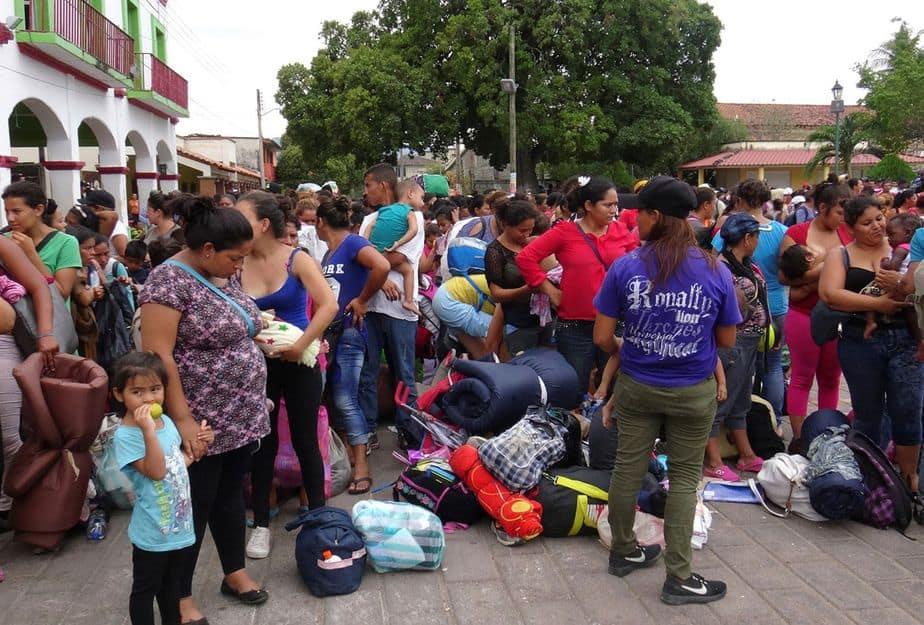 En Ixtepec, Oaxaca, México, el 30 de marzo de 2018. (Reuters / José Jesús Cortés)
