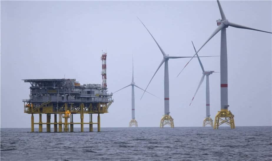 Iberdrola gana licitación para construir dos parques eólicos en el Báltico alemán