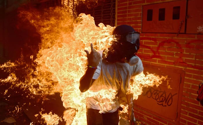 Fotógrafo venezolano gana el concurso World Press Photo