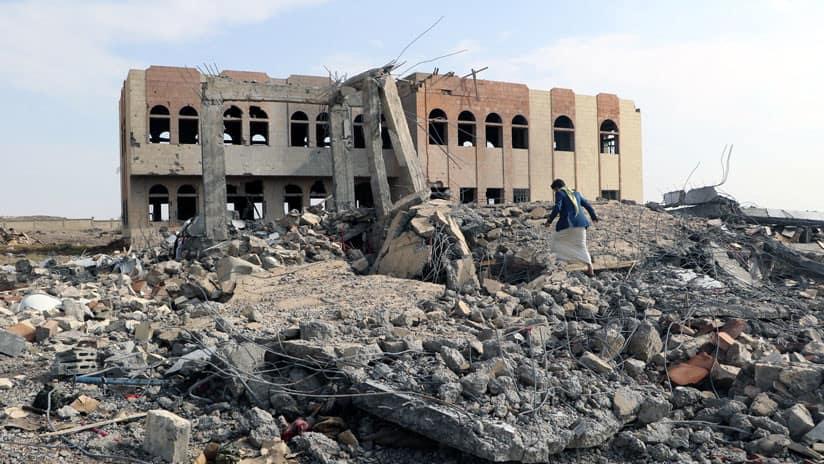 ataque en Yemen