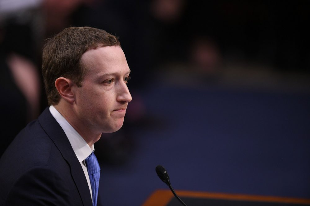 seguridad de Mark Zuckerberg