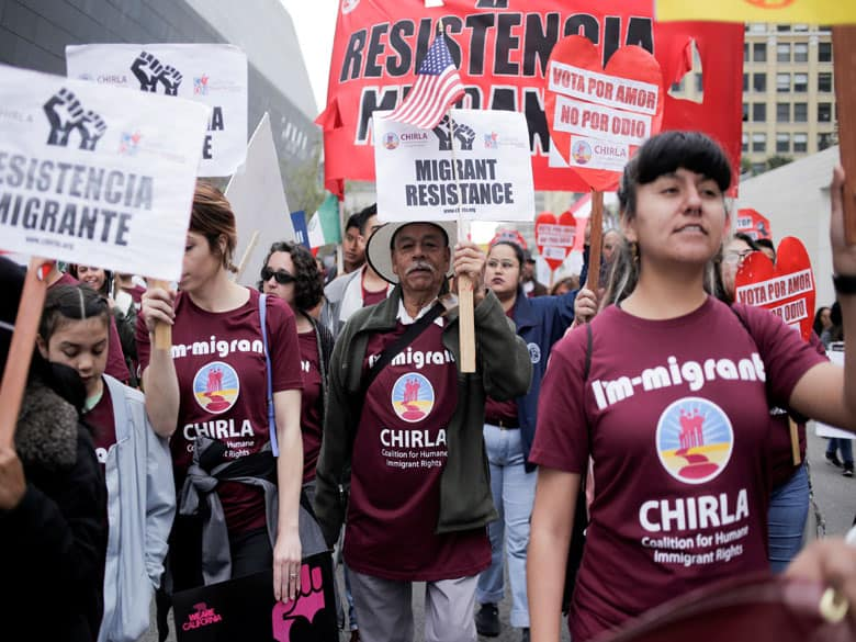 Protestas del 1 de mayo en Estados Unidos