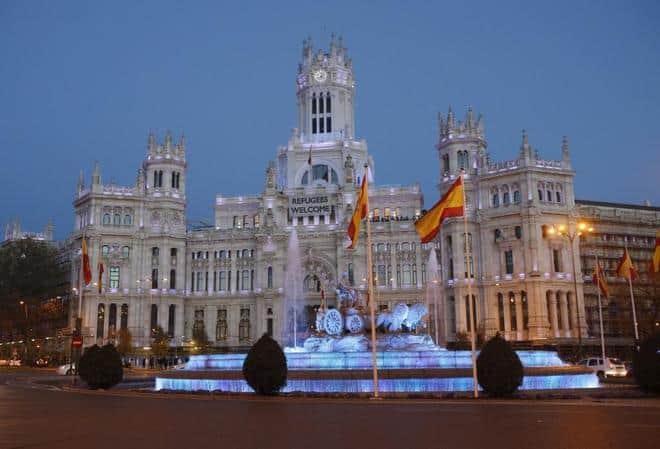 Ayuntamiento de Madrid tendrá más energía verde