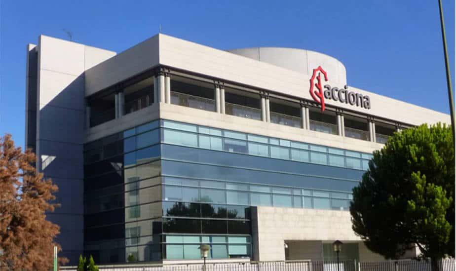 Acciona eleva su beneficio neto hasta EUR 61 millones en el primer trimestre