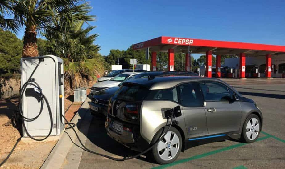 Cepsa prevé que los vehículos eléctricos tendrán 41 por ciento del mercado en 2030
