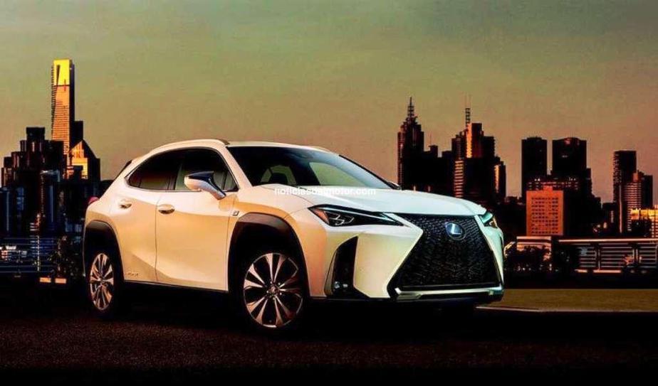 Nuevos coches híbridos de Lexus