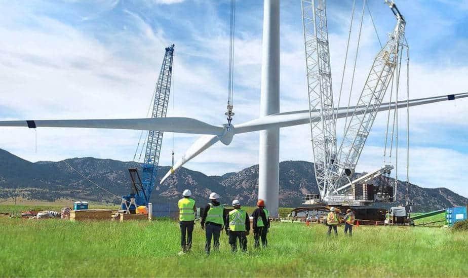 ENGIE participa en modelo PPA para construir 9 parques eólicos en Zaragoza