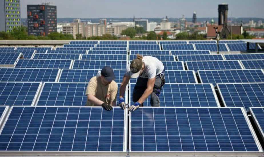 El empleo en el sector de la energía en EEUU creció 2% durante 2017