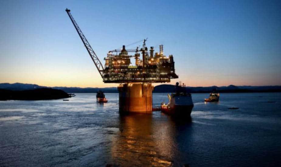 Equinor se hizo de nueve Licencias Offshore en una licitación en el Reino Unido