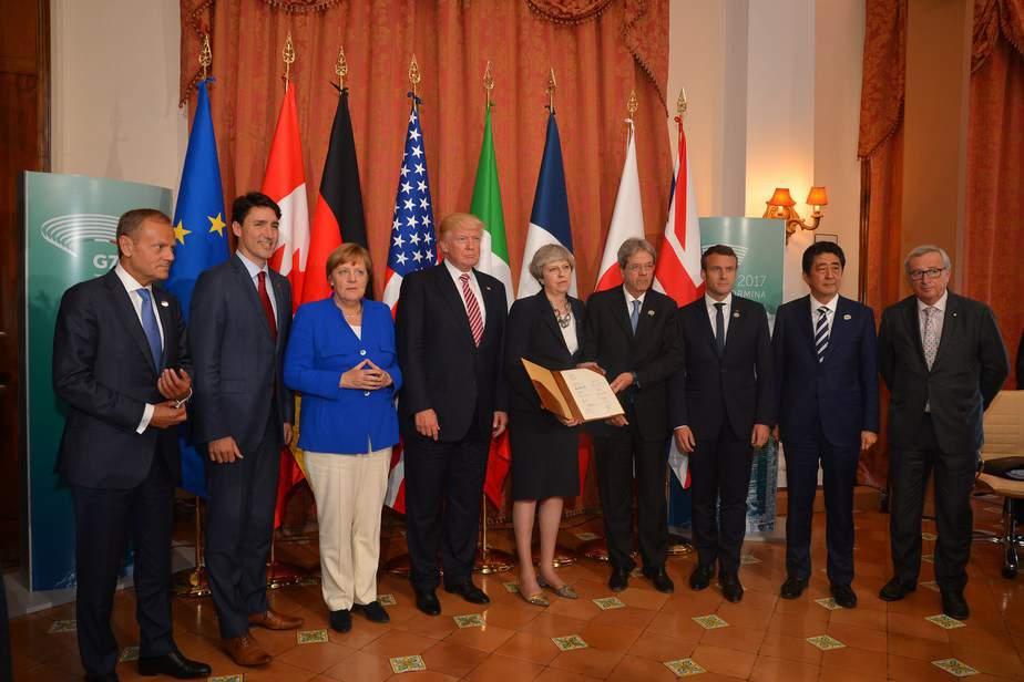 El G7 rechaza las elecciones en Venezuela